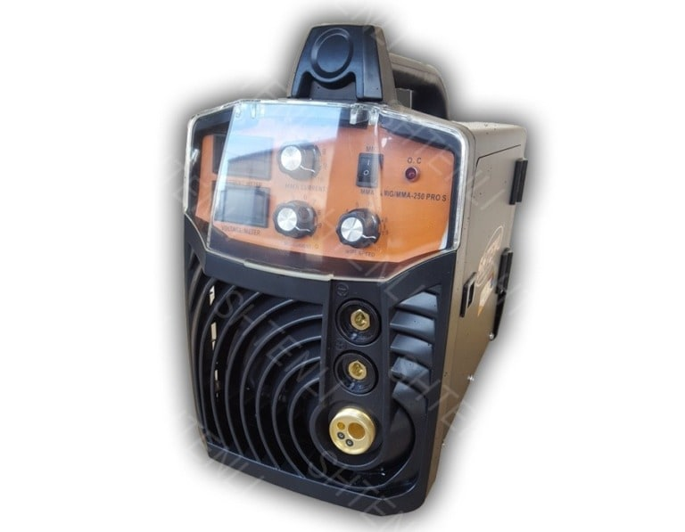 Полуавтомат сварочный MIG/MMA-250 PRO с боковой загрузкой