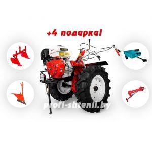 Мотоблок Shtenli 1900 (18 л.с.) +4 БОНУСА (с прицепом)!