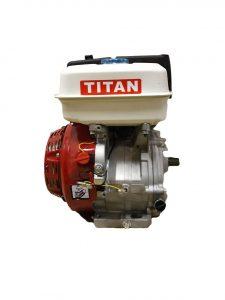 Двигатель к мотоблоку TITAN TH-190FS 16 л.с. (Аналог Honda) Шлиц